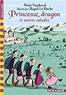 Princesse, dragon et autres salades par Marie Vaudescal