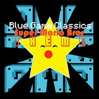 Super Mario Bros Theme by Blue Game Classics on Amazon Music