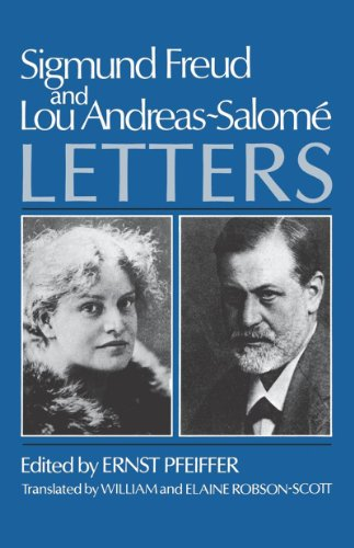 Sigmund Freud and Lou Andreas-Salome, Letters (Norton Paperback)