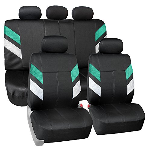 FH Group FB086115MINT Mint Neoprene Seat Cover (Semi-Universal Modern Edge)