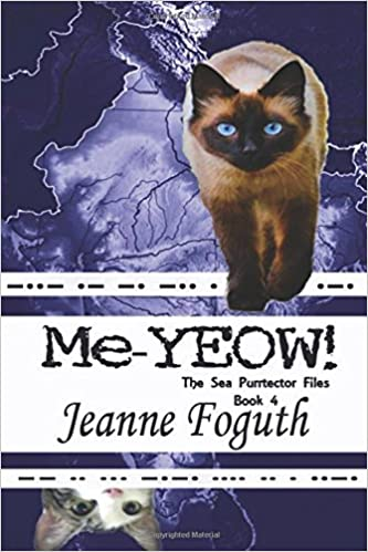 Me-Yeow! The Sea Purrtector Files (Book 4)