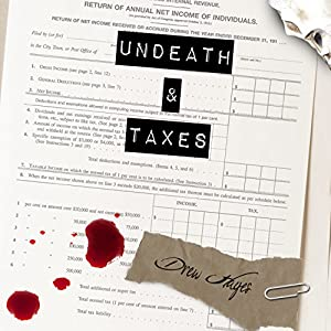Undeath and Taxes Hörbuch