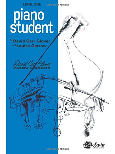 - Piano Student: Level 1 (David Carr Glover Piano Library)