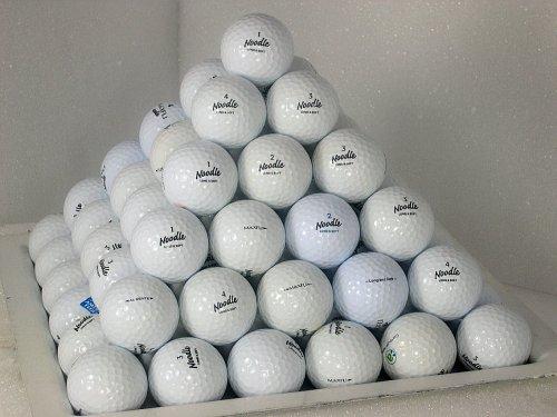 Aaa Maxfli Noodle (AAA Maxfli Noodle 50 Pack used golf balls)