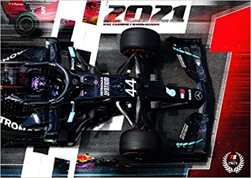 Course 44 Calendrier 2021 Amazon.fr   F1 2021   Formule 1 calendrier mural 2021   Sebastian