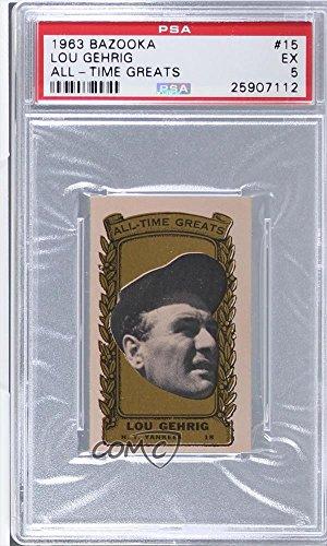 lou-gehrig-psa-graded-5-baseball-card-1963-topps-bazooka-all-time-greats-15