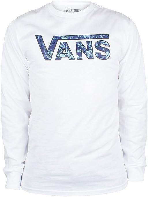 Vans MN Classic Pull Camiseta, Hombre: Amazon.es: Deportes y aire libre