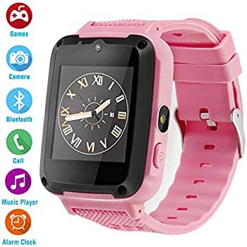 Amazon.com: Kids Smartwatch with Two-Way Call SOS Games ...