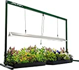 Jump Start 4' T5 Grow Light System (Stand, Fixture & Tube)