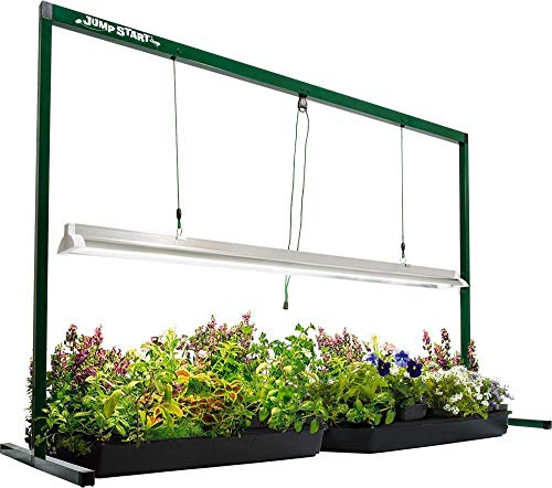 - Jump Start 4' T5 Grow Light System (Stand, Fixture & Tube)