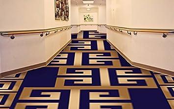 Fußbodenbelag Im Flur ~ Ruvitex d dekor boden vinyl pvc bodenbelag flur teppich aufkleber