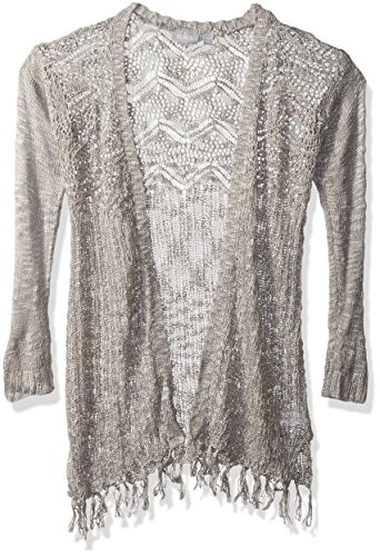 The Children's Place Big Girls' Cardigan, H/T Falcon 86306, XS (4) ()