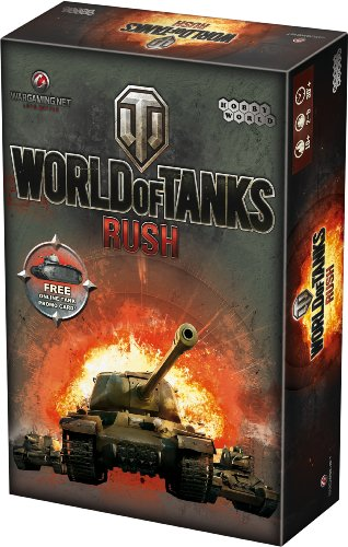 Asmodee WOT01US World Tanks Rush product image