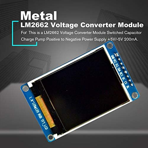 1 8 Spi Hd Full Colour Tft Lcd Oled Screen Module 128x160 For Arduino Driver Ic St7735s Blue Baumarkt