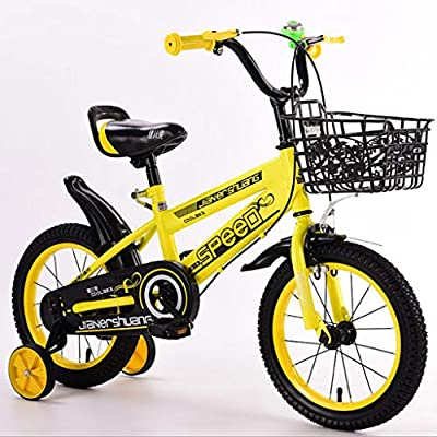 JLASD Bicicleta Bici For Niños Niños/Niñas De Bicicletas De Tamaño ...