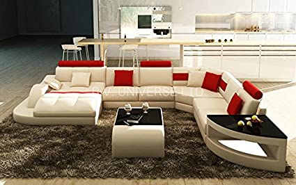 Amazon Com Leather Sofa Sets For Living Room Sofa Furniture Sofa