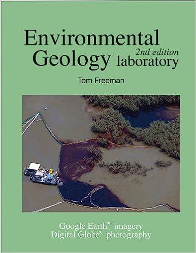Environmental geology laboratory manual tom freeman 9780470136324 environmental geology laboratory manual 2nd edition fandeluxe Images