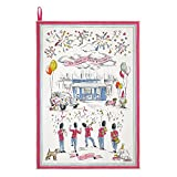 Cath Kidston 25TH BIRTHDAY COLLECTABLE PLACEMENT TEA TOWEL
