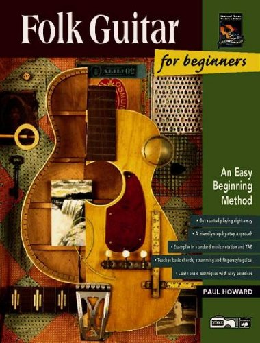 - Folk Guitar For Beginners (National Guitar Workshop Arts Series) Folk Guitar For Beginners