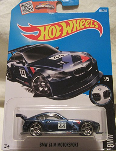 720528517100 Upc Hot Wheels 2016 Bmw Bmw Z4 M