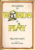 Almanac of Words at Play, Willard Espy, 0517520907