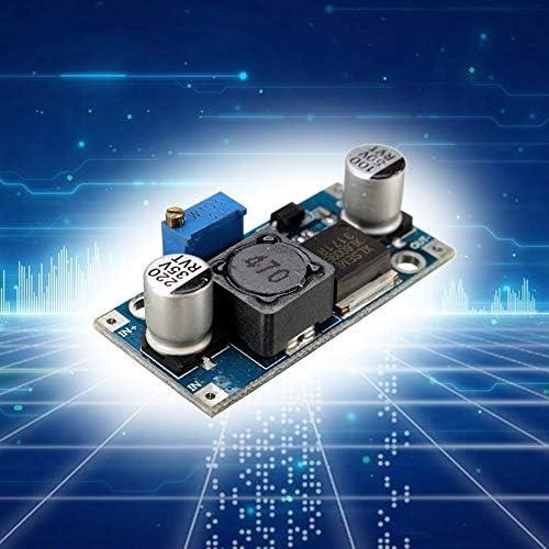 Silverdewi Modulo convertitore di Potenza Step-up Regolabile DC-DC XL6009 Modulo di conversione Potenza Boost A4 A4 Sostituire LM2577