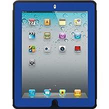 OtterBox DEFENDER SERIES Case for iPad 2/3/4 - Retail Packaging - DEEP SEA (OCEAN BLUE/BLACK)