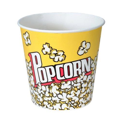Solo VP170-00061 170 oz Popcorn Paper Bucket (Case of 150)