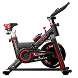 fly the sky Indoor Cycling Bikes 250kg Load Exercise Bicycle Stationary Bicycle Home Fitness Bike Weight Loss Spinning Bike