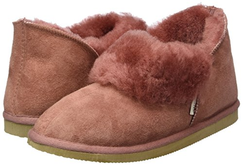 Karin Red top marsala 90 Women's Shepherd Slippers Low gqXTn5x