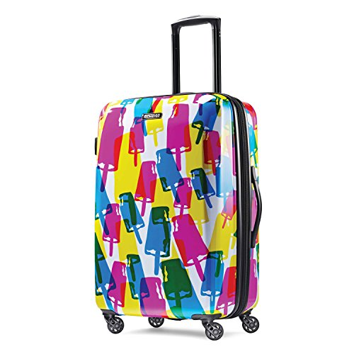 (American Tourister Checked-Medium, Popsicle)