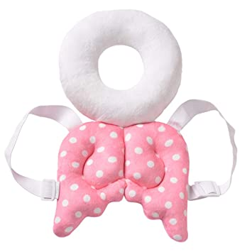 Baby Infant Toddler Safety Walking Head Back Protection Pad Cushion w// Harness S