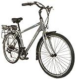 Cheap Vilano Pulse Men's Electric Commuter Bike – 26-Inch Wheels