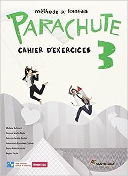 Parachute 3 Pack Cahier D'exercices - 9788490490174 por Aa.vv. epub