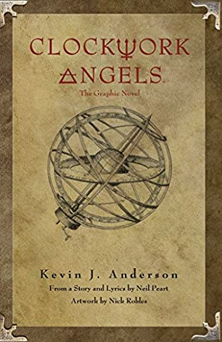 book cover of RUSH\'s Clockwork Angels