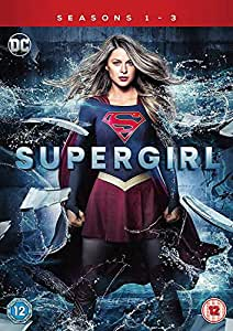 Supergirl: Season 1-3 (3pk)