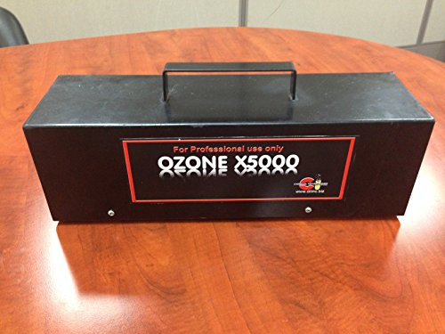 Ozone X-5000 Generator (Refurbished) by - Outlets International Drive