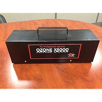 Ozone X-5000 Generator (Refurbished) by CTI