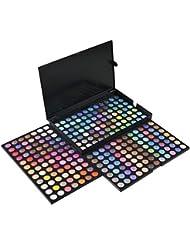 Gaga Professional 252 Colors Ultimate Eyeshadow Eye...