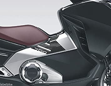 3D RESIN STICKERS CARTER PROTECTION compatible with HONDA scooter INTEGRA 750