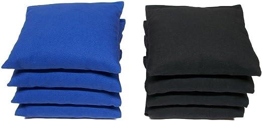 8 Set Bean Bag us Details about  /Win sports Premium Weather Resistant Duckcloth Cornhole Bags