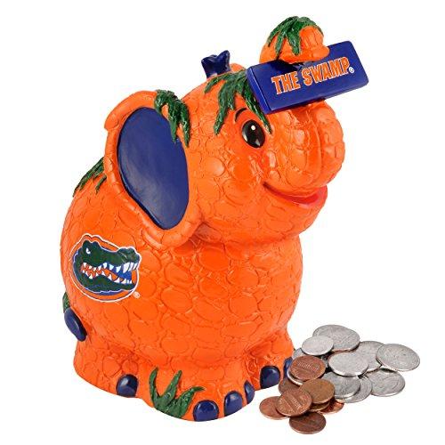 Florida Bank (NCAA Florida Thematic Elephant Piggy Bank)