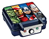 Best Waffle Makers - Marvel MVA-281 Avengers Waffle Maker, Blue Review
