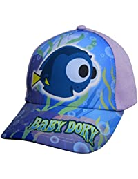 4c835851f3d Finding Dory Girls Purple Baseball Cap - size 4-14  6014