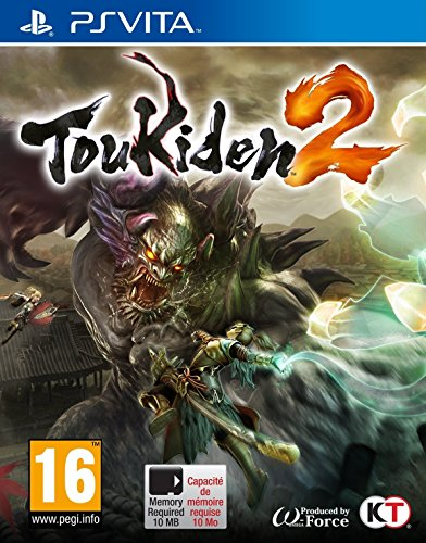 Toukiden: The Age of Demons PS Vita - 5