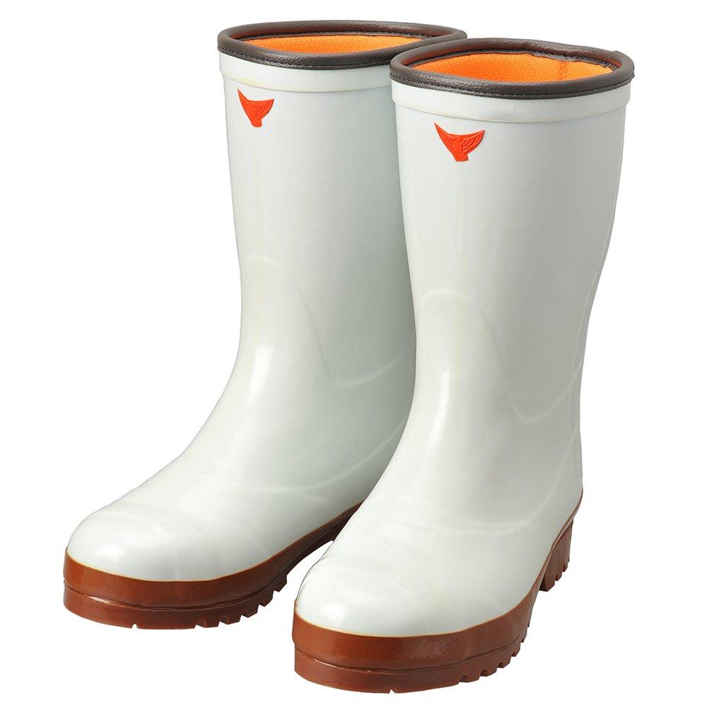 安全防寒靴 AC040 安全防寒スーパークリーン7型() B01MYC5UAM 27|ホワイト ホワイト 27