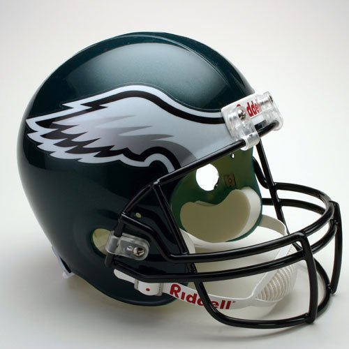 NFL Deluxe Replica Helmet (EA) by Riddell