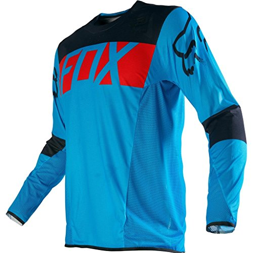 2016 FOX Flexair Libra MX Motocross Jersey - Blau