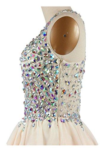 charmingbridal - Robe - Trapèze - Femme -  violet - 46