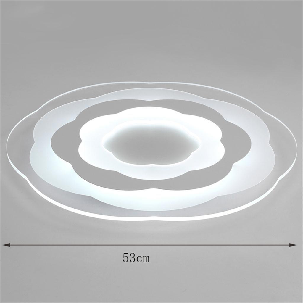 GBT Farbe Circular Led Slim Fernbedienung Fernbedienung Fernbedienung Deckenleuchten Modern Acryl,20 cm Drei Farbtemperaturen B076KHGRGZ | Sale Outlet  0a23b2